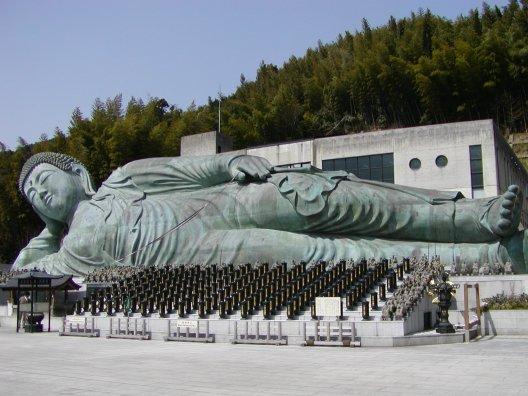 Les statues de Bouddha découvertes dans Google Earth - Page 2 Nanzoi11
