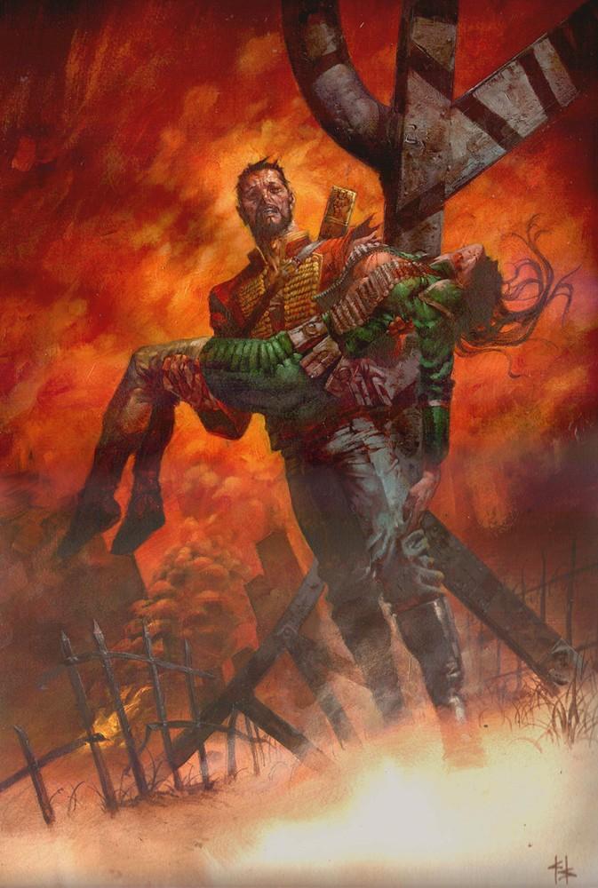 Muerte de Elwing Annatar. Dante210