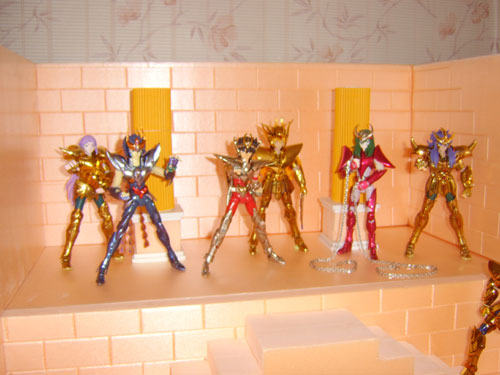 Temple Grec pour figurine Saint Seiya Starhi10