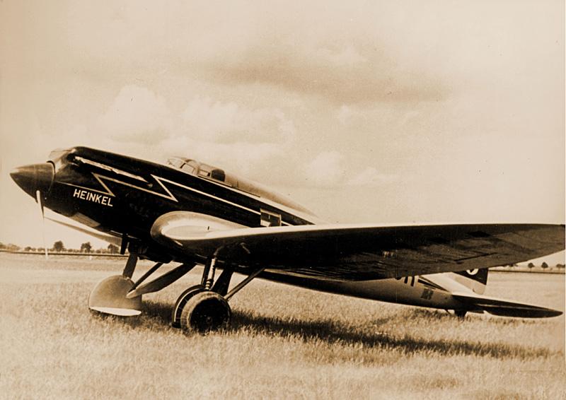 Heinkel He 70 G-1 (1935) [1:72 - Revell] 62268410