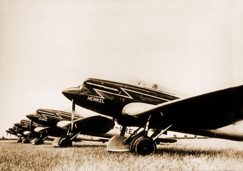 Heinkel He 70 G-1 (1935) [1:72 - Revell] 62270210