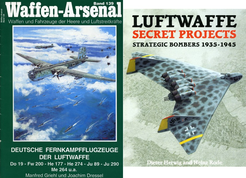 "Messerschmitt Me 264 V1 ""Amerika bomber"" Arsena10"
