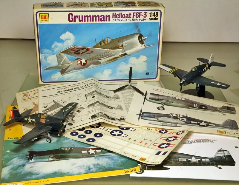 Grumman F6F-3 Hellcat - OTAKI 1/48ème F6f_he10