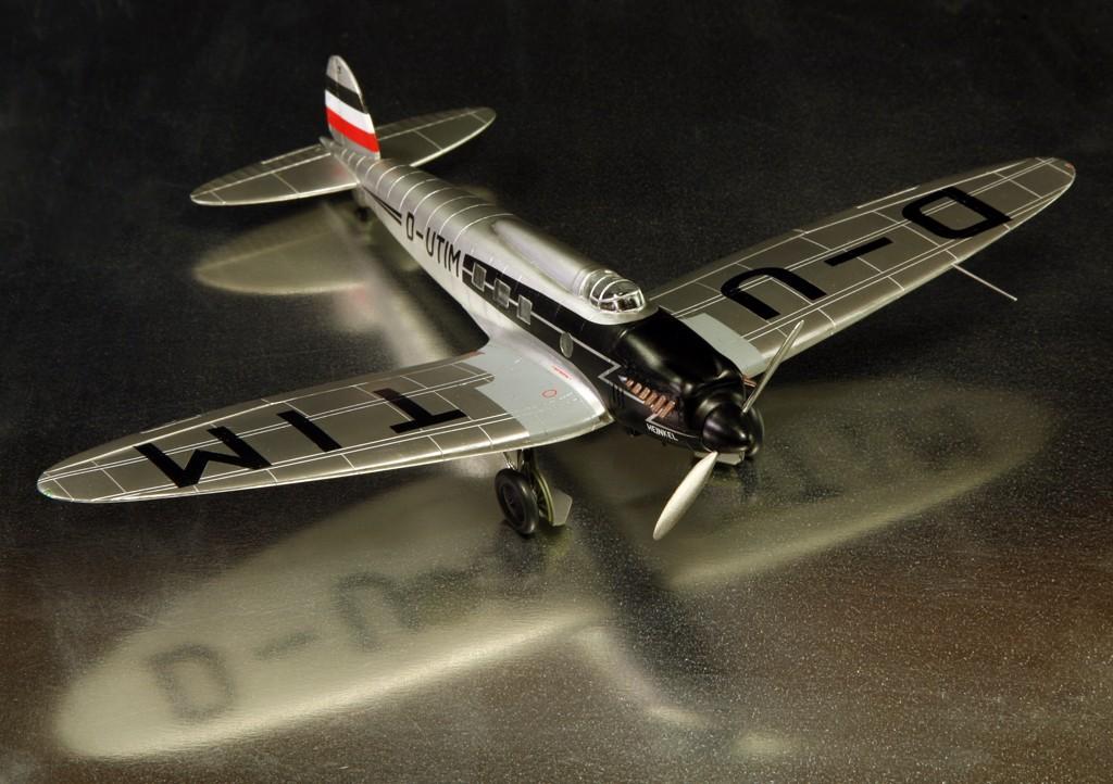 Heinkel He 70 G-1 (1935) [1:72 - Revell] He_70_21