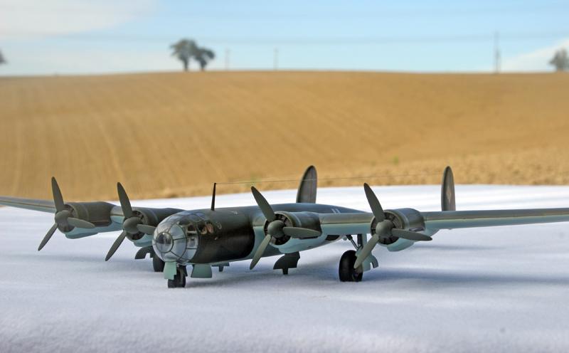 """Messerschmitt Me 264 V1 """"Amerika bomber"""" Img_5810"""