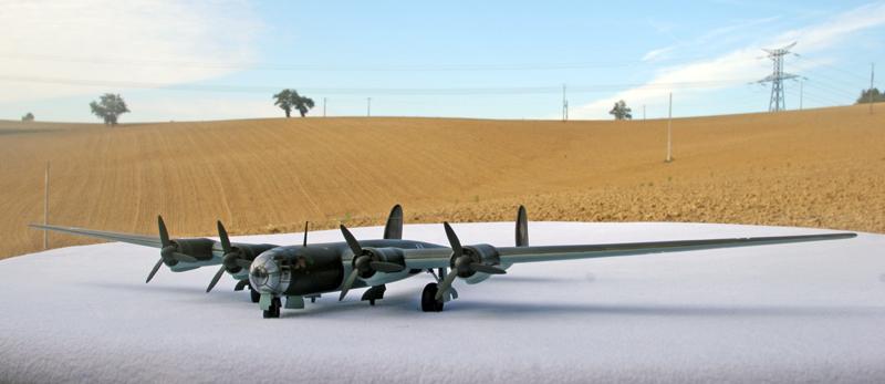 """Messerschmitt Me 264 V1 """"Amerika bomber"""" Img_5811"""