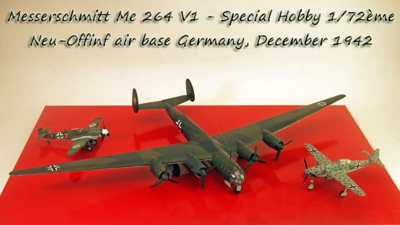 "Messerschmitt Me 264 V1 ""Amerika bomber"" Me264_10"
