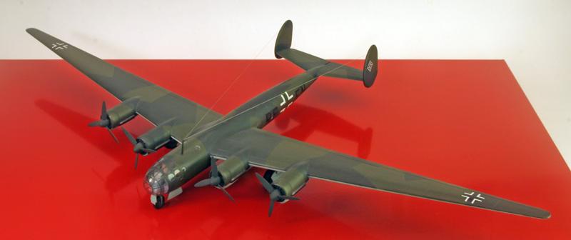 "Messerschmitt Me 264 V1 ""Amerika bomber"" Me264_11"