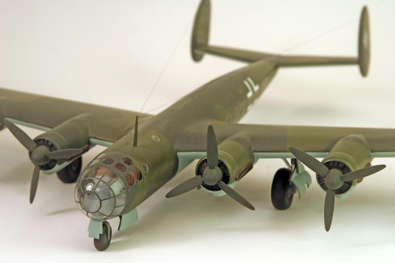 "Messerschmitt Me 264 V1 ""Amerika bomber"" Me264_12"