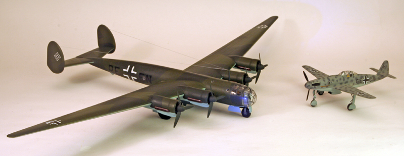 "Messerschmitt Me 264 V1 ""Amerika bomber"" Me264_20"