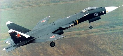 "Sukhoi Su-47 ""Berkut"" [1:72 - Revell] S-3710"