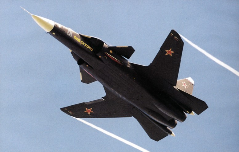 "Sukhoi Su-47 ""Berkut"" [1:72 - Revell] S37-2_10"