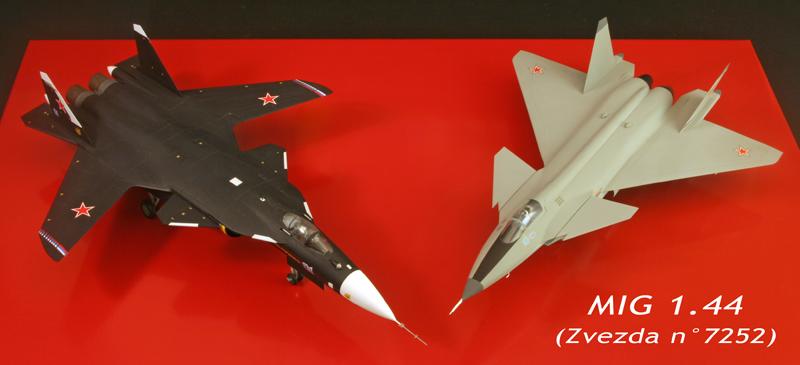 "Sukhoi Su-47 ""Berkut"" [1:72 - Revell] S37mig10"