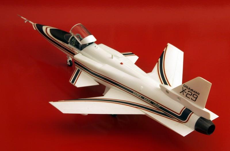 Grumman X-29A ATD [1:72 - Hasegawa] X-29_014