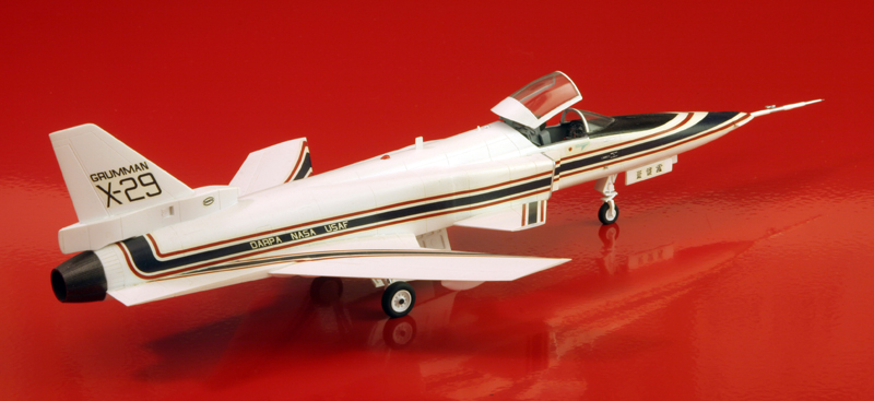 Grumman X-29A ATD [1:72 - Hasegawa] X-29_016