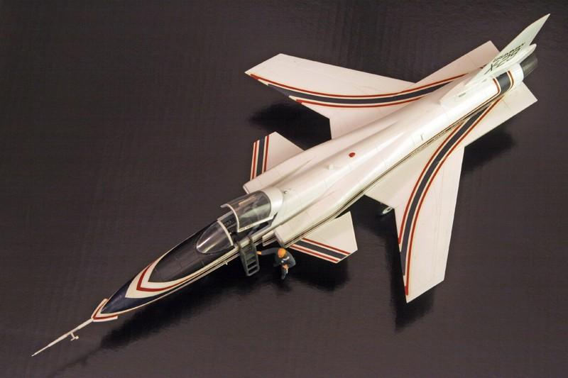 Grumman X-29A ATD [1:72 - Hasegawa] X-29_d10