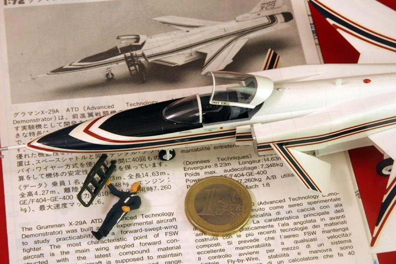 Grumman X-29A ATD [1:72 - Hasegawa] X-29_p10