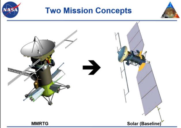 Mission NASA-JPL Europa Clipper - Juillet 2023 Compar10