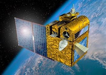 Observation du Soleil : satellite Picard du CNES Satell10