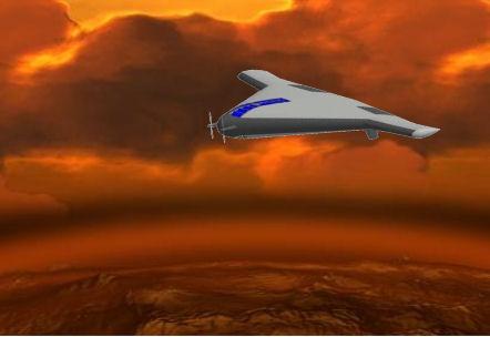 VAMP un projet d'avion gonflable proposé par Northrop-Grumann Vamp_a10