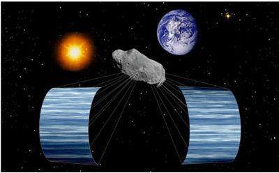 La Russie veut dévier un astéroïde - Page 2 Voile_10
