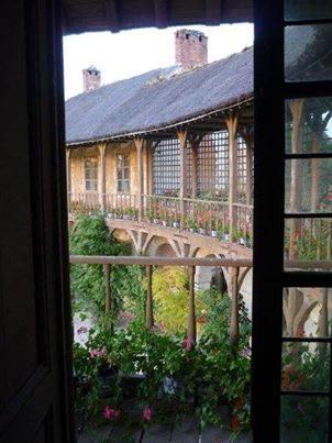Hameau du Petit Trianon : Restauration de la maison de la Reine  - Page 2 11083810