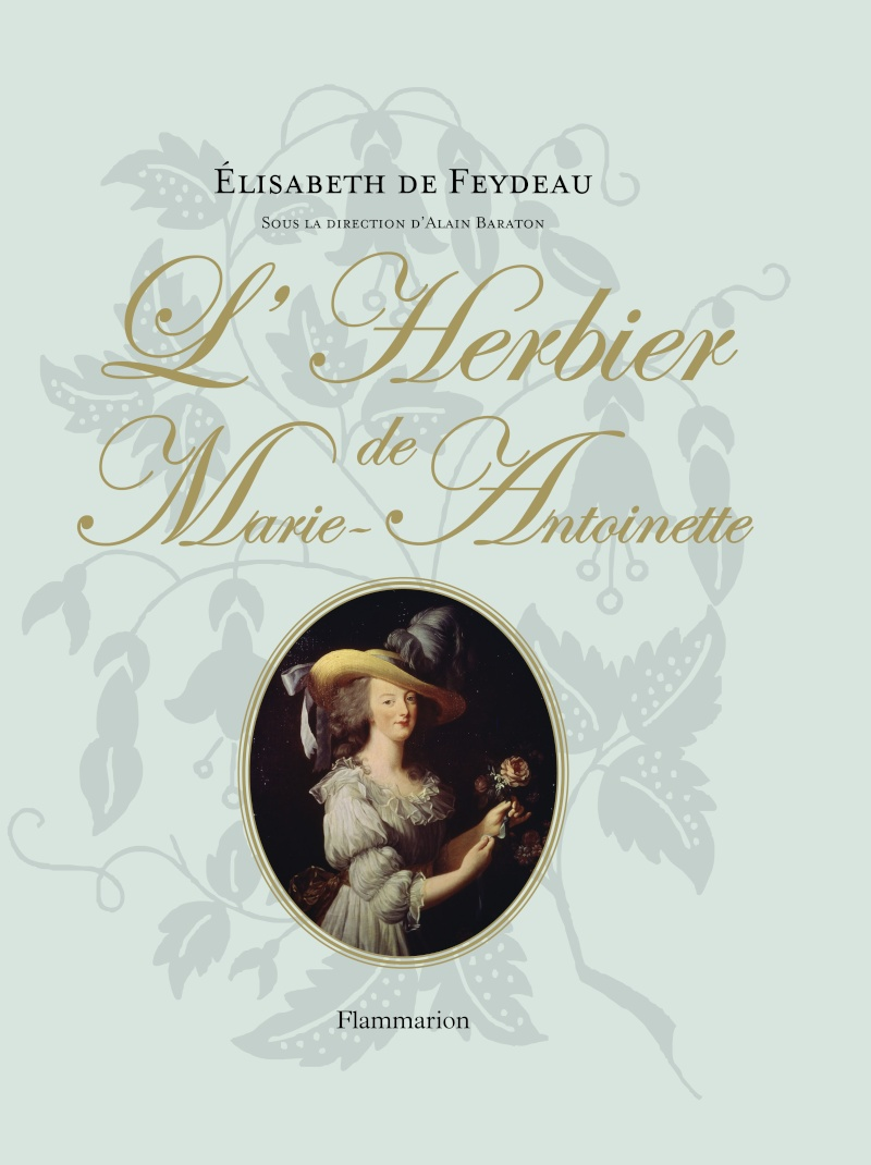 Herbier de Marie Antoinette 97827010