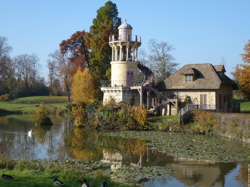 La Tour de Marlborough du Petit Trianon La-tou10