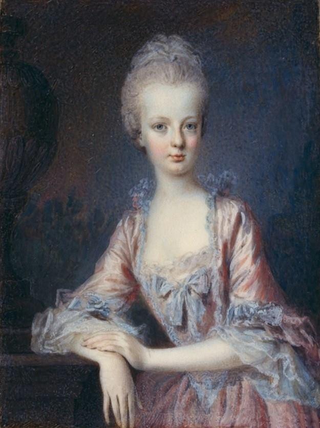 Portraits de Marie-Antoinette, enfant et jeune archiduchesse - Page 2 Ma_1410