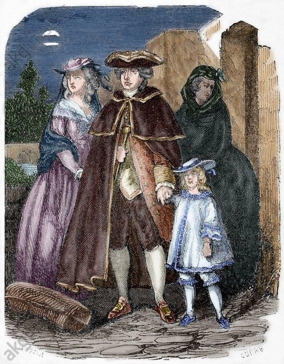 La fuite vers Montmédy et l'arrestation à Varennes, les 20 et 21 juin 1791 - Page 6 Ma_et_14