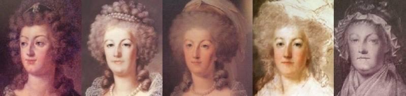 Autres portraits de Marie-Antoinette par Kucharsky Ma_kuc10