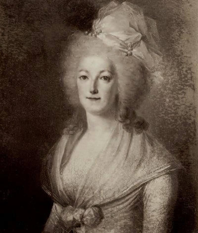 Autres portraits de Marie-Antoinette par Kucharsky Ma_kuc11