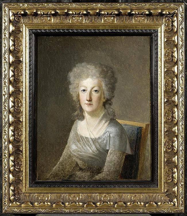 Autres portraits de Marie-Antoinette par Kucharsky Ma_kuc12