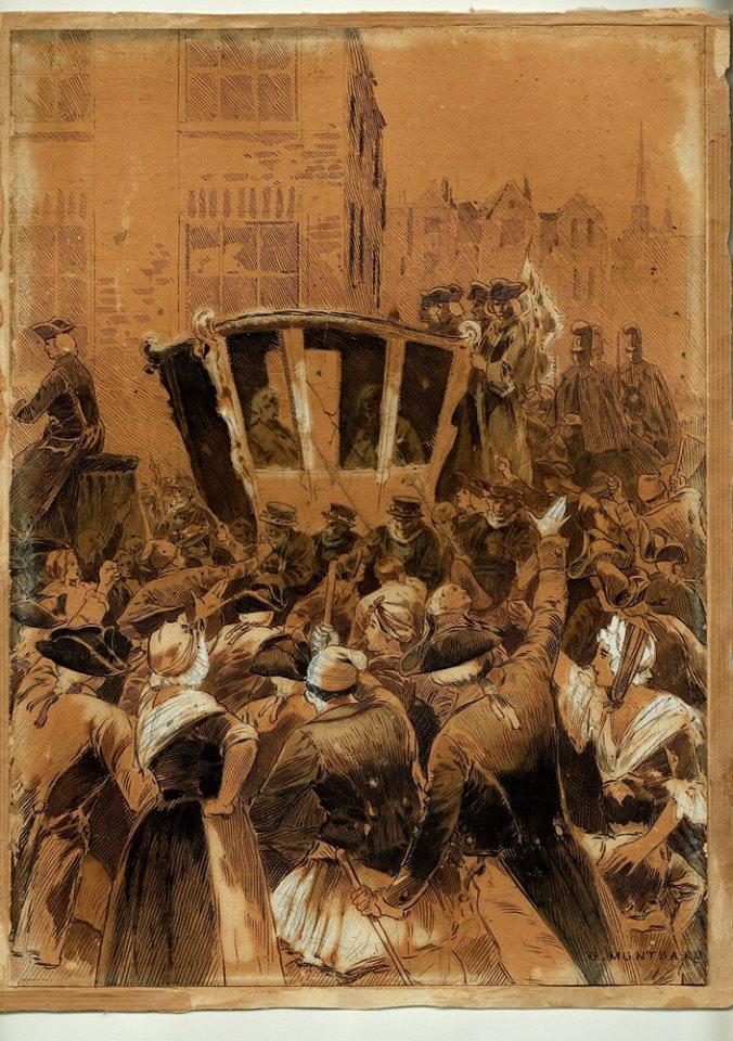 La fuite vers Montmédy et l'arrestation à Varennes, les 20 et 21 juin 1791 - Page 6 Ma_var10