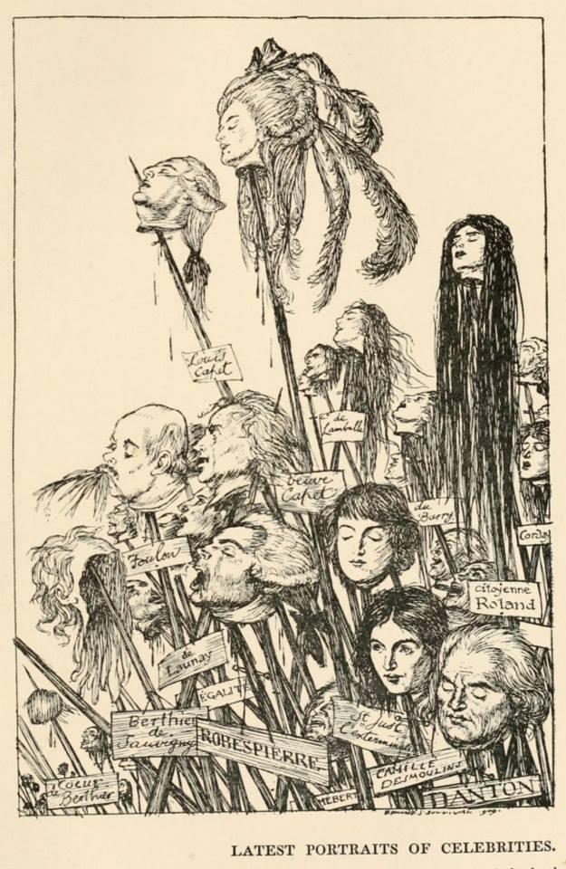 Les rois et reines caricaturés, les caricatures à l'époque de la Révolution française et de la Restauration - Page 2 Tyyyte10