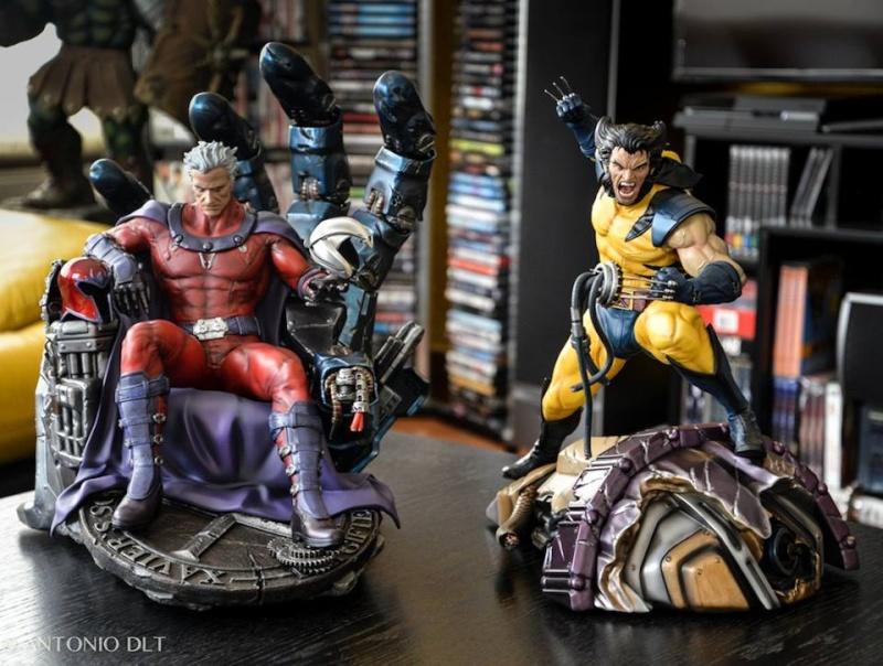 Premium Collectibles : Wolverine - Comics Version - Page 11 11162410