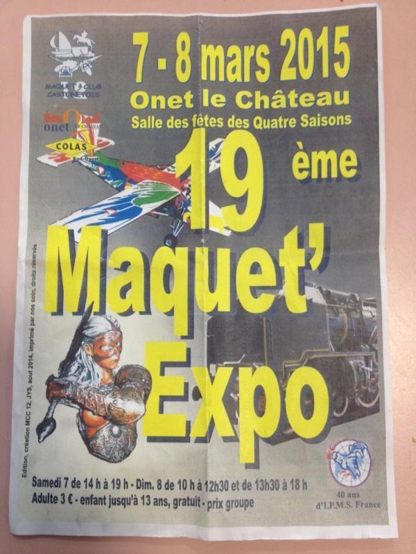 19e Maquet'expo - 7/8 mars - Onet le Chateau (12) Img_1410