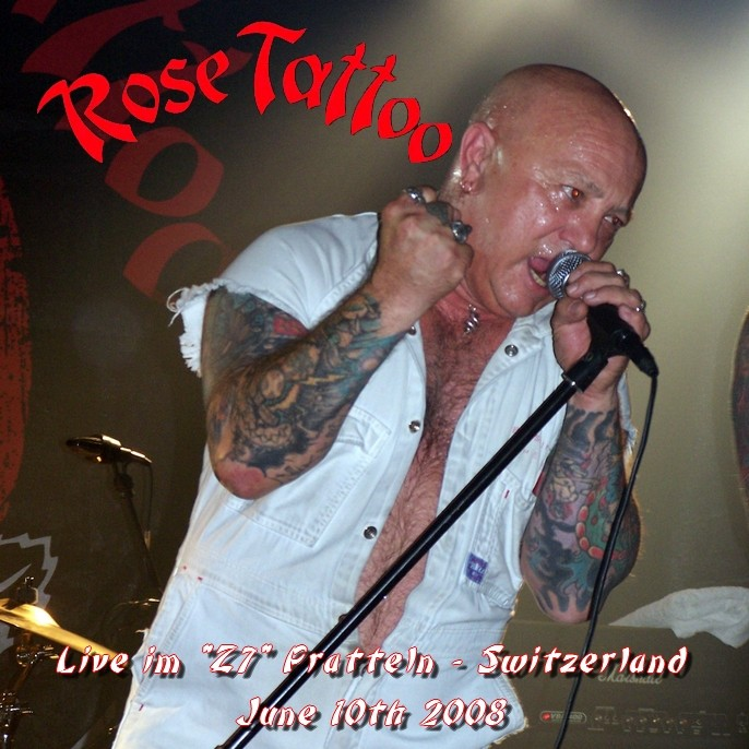 ROSE TATTOO Rose10