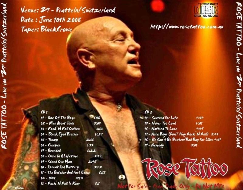 ROSE TATTOO Rose110
