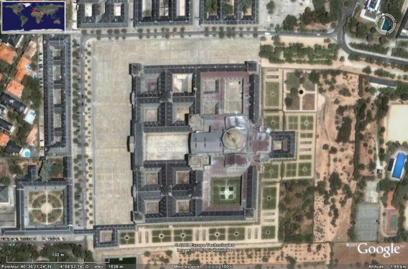 aranjuez - Résidence des Rois - ARANJUEZ (Espagne) El_esc10