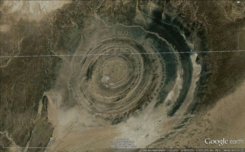 Cratères de météores Sans_169
