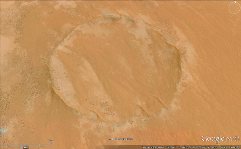 Cratères de météores Sans_173
