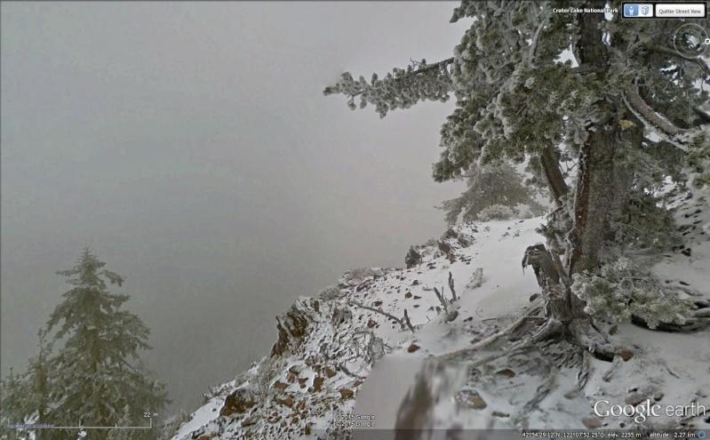 Crater Lake, Oregon - Etats-Unis Sans_175