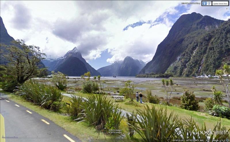 [Nouvelle-Zélande] - Milford Sound : ce n'est pourtant pas la Norvège... Sans_209