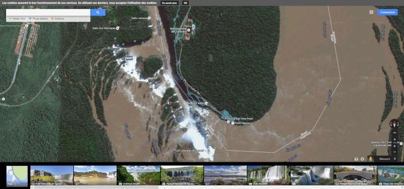 Chutes d'Iguaçu - Argentine / Brésil Sans_222