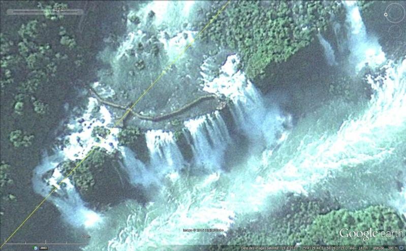 Chutes d'Iguaçu - Argentine / Brésil Sans_226