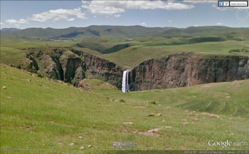 [Lesotho] - Cascade de Maletsunyane Sans_227