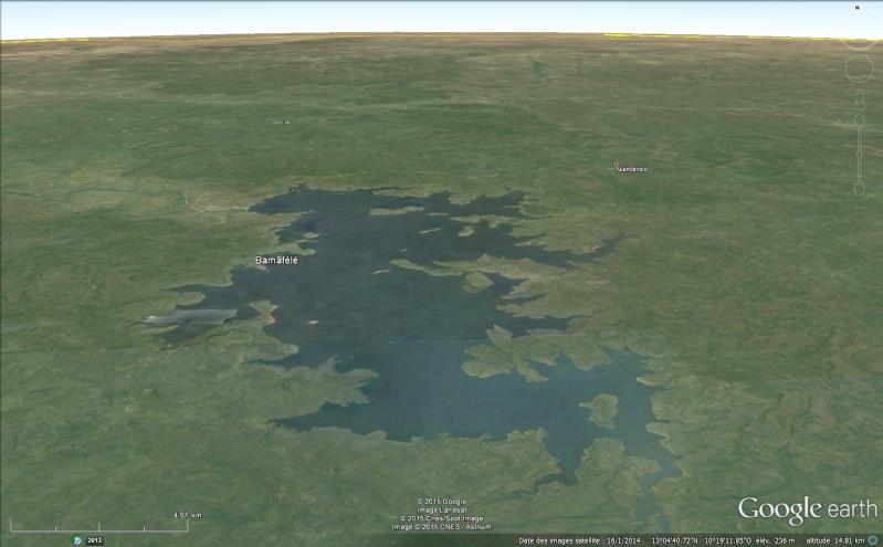 [MALI] - Lac et Barrage Manantali Sans_233
