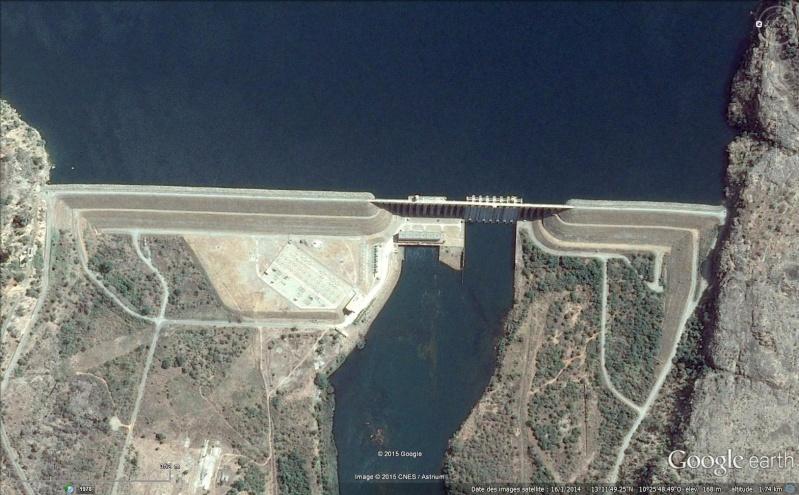 [MALI] - Lac et Barrage Manantali Sans_235
