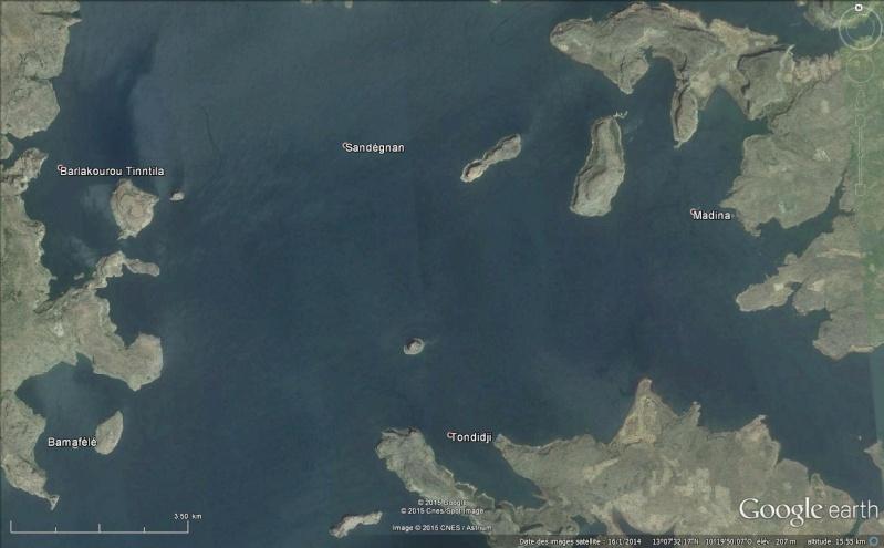 [MALI] - Lac et Barrage Manantali Sans_236